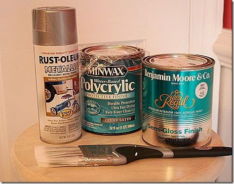 rustoleum countertop paint. My countertop does not get